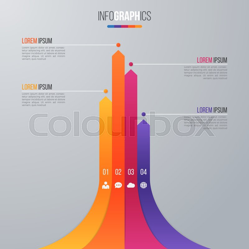 800px_COLOURBOX26500727 bar chart infographic template for stock vector colourbox