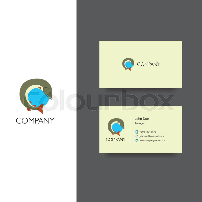 Vector eps logo design for fishing goods or club company, Business ...