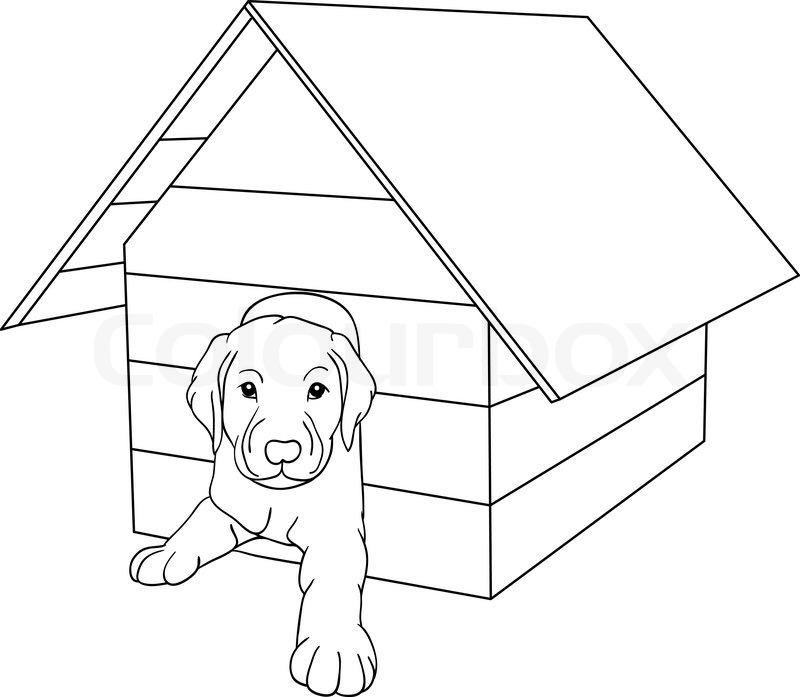 Dog House Front Clip
