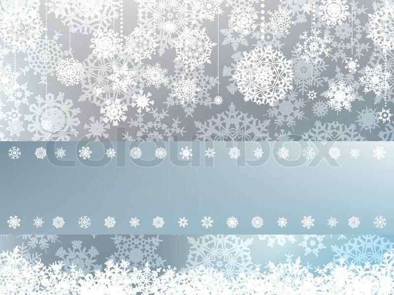 Beige christmas Hintergrund mit Weihnachten Schneeflocke ...