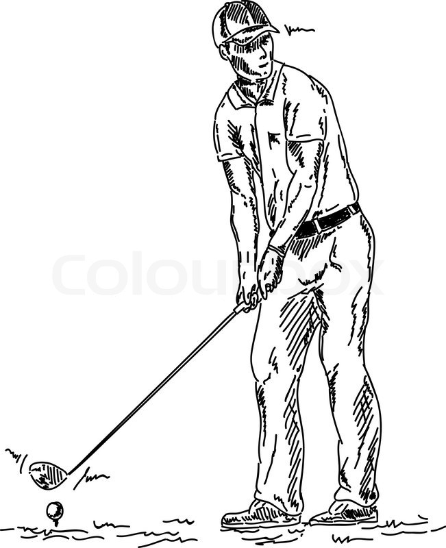 Image Result For Golf Club Cartoon