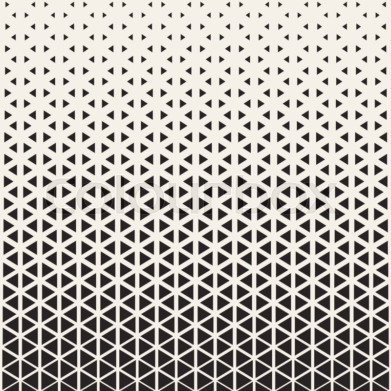 Abstract Geometric Pattern Design Vector Illustration For Hipster Simple Geometric Pattern