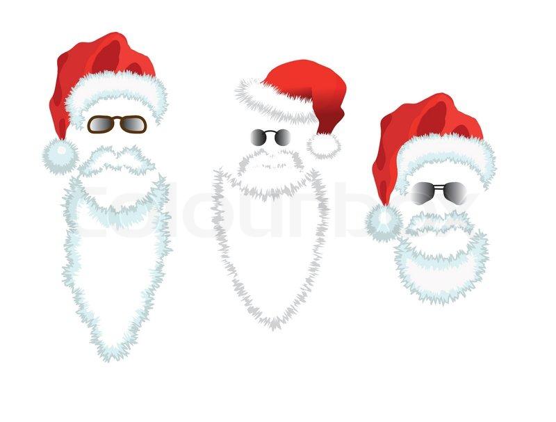 b32b9542b7c Red Santa Claus Hat