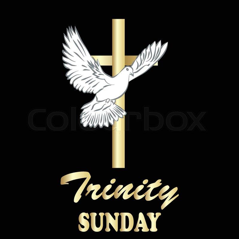 Trinity Sunday Christian Church Concept Church Sacrament Symbol