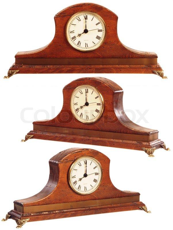 Old Fashioned Grandfather Clocks