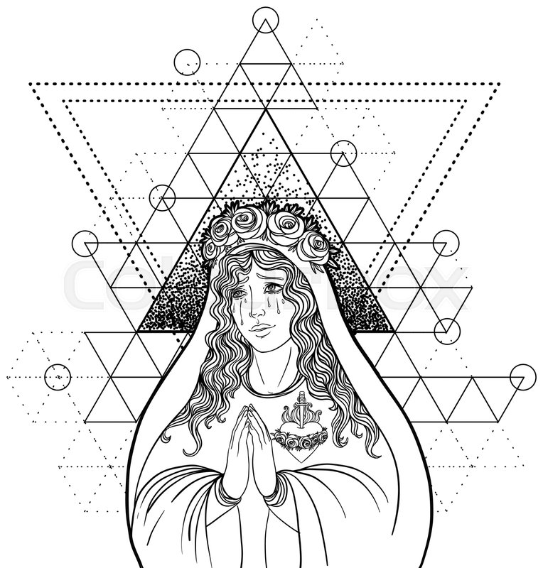 Lady Of Sorrow Devotion To The Immaculate Heart Of