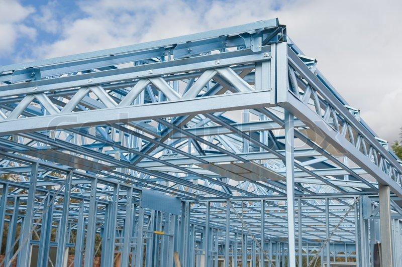 New Residential Construction Home Metal Framing Stock