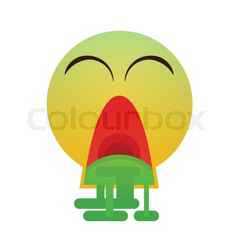 Green cartoon face sick feeling bad people emotion icon flat vector green cartoon face sick feeling bad people emotion icon flat vector illustration stock vector colourbox thecheapjerseys Image collections