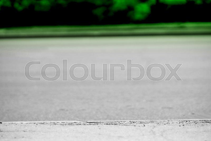 Horizontal empty city road background hd | Stock Photo ...