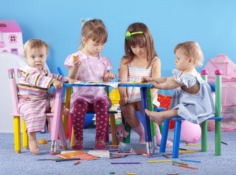 spiele für vorschulkinder im kindergarten