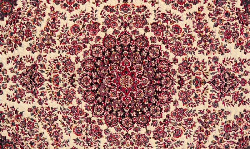 Texture of the carpet with an embroidered pattern   Stock ...  Red Carpet Texture Pattern