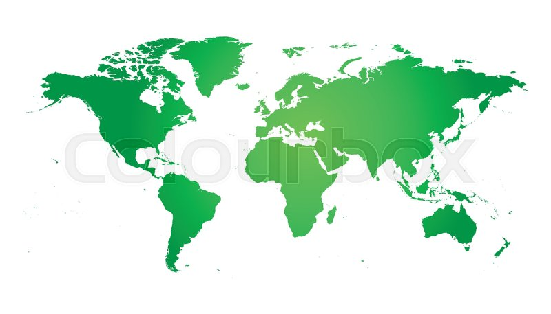 Colorful political world map world map vector template for colorful political world map world map vector template for website infographics design flat earth world map illustration vector gumiabroncs Gallery