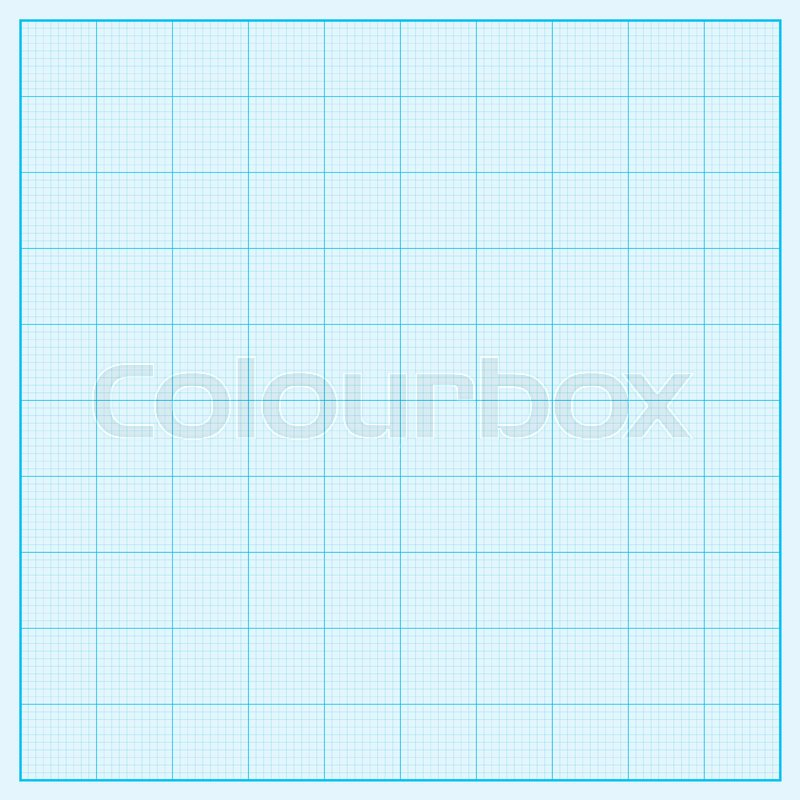 Image of blue graph paper coordinate paper grid paper squared paper ...
