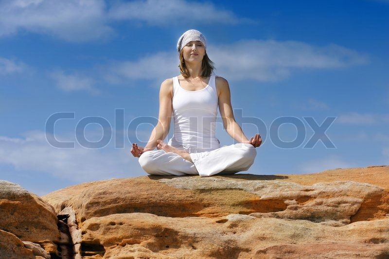 http://www.colourbox.com/preview/2703073-381234-a-woman-at-peace-and-tranquility-in-a-beautiful-landscape.jpg