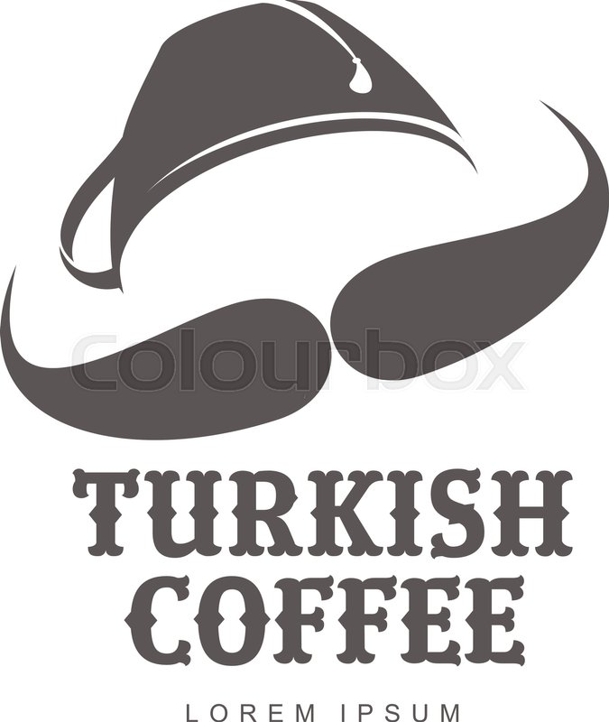 1b26804ccdd Turkish coffee logo templates. ...