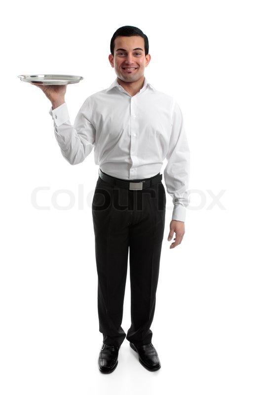 buy stock photos of waiter colourbox