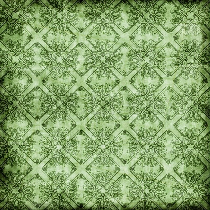 Vintage Wallpaper Background Pattern Design