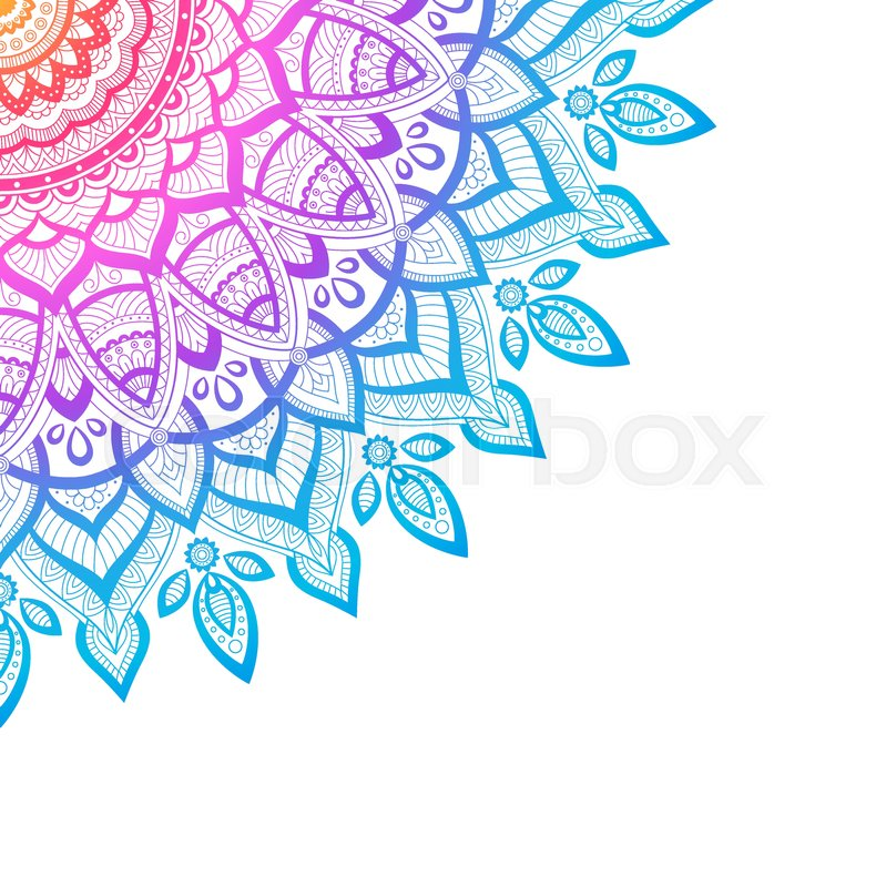 Adult Anti Stress Printable Coloring Book Page Vector Stock Of Zentangle Background Wallpaper Texture Pattern Round Mandala