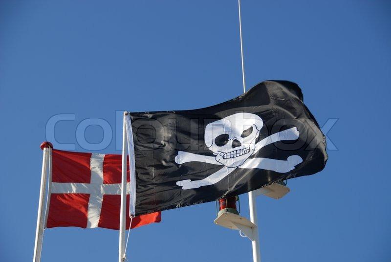 flag på skibe