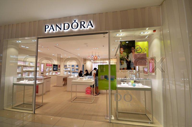 Kota kinabalu malaysia 24 jun 2017 view at pandora for Pandora jewelry commercial 2017