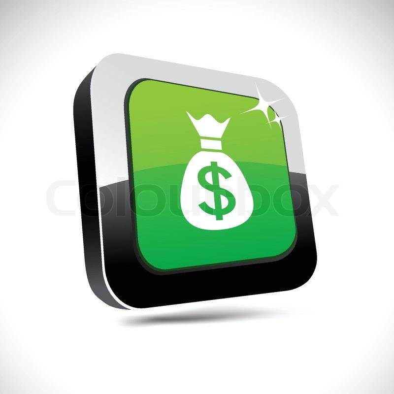 https://www.colourbox.com/preview/2713430-money-3d-square-button.jpg 3d