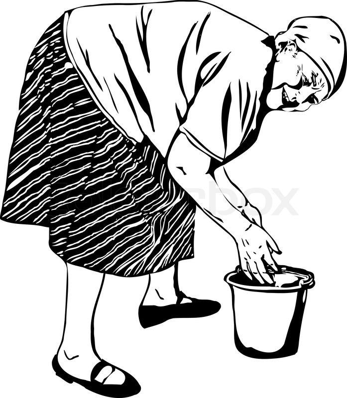 vasker sine hænder sort kusse