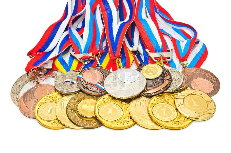 Image result for sports medals