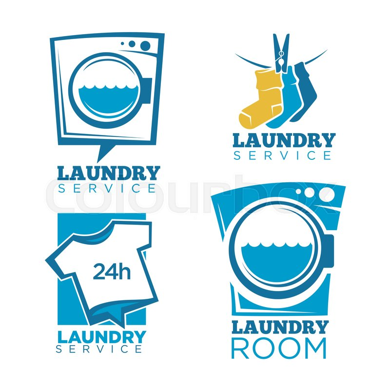 Download Laundry Logo Vector