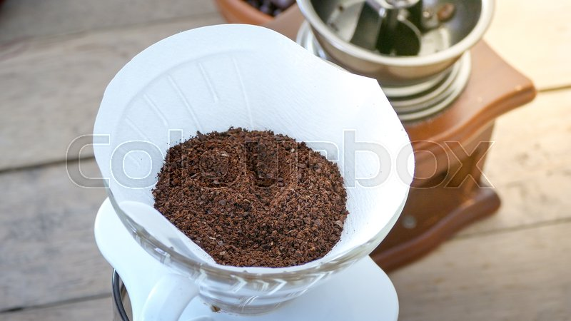 ground coffee stock photo - photo #7