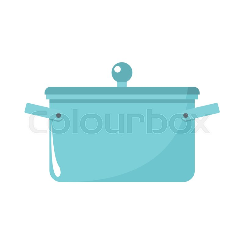 Saucepan Cartoon Icon. Kitchen Tools, Cookware And Kitchenware Vector  Illustration For You Kitchen Design | Stock Vector | Colourbox