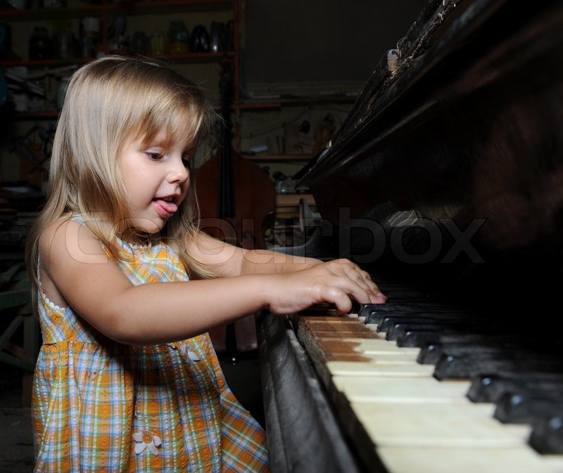 Apologise, little girl nude playing piano idea))))