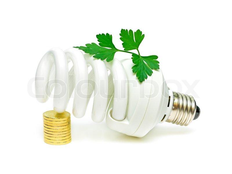 Energiespar Glühbirne