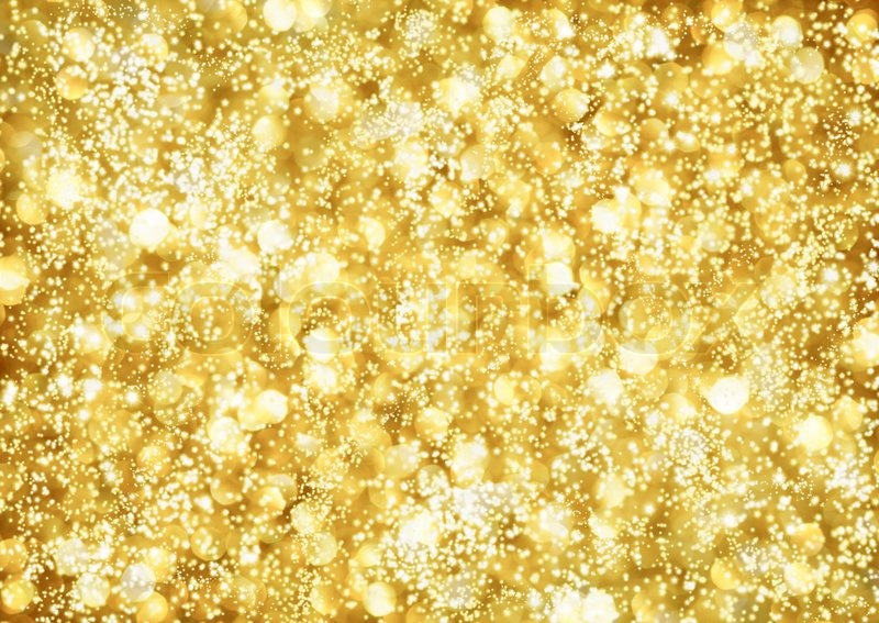Gold Lights Backgrounds Abstract background of golden