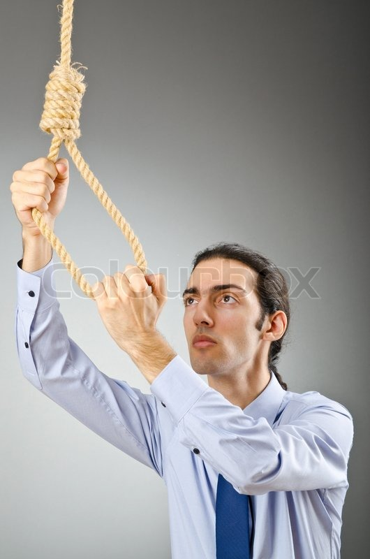 how to kill yourself by hanging