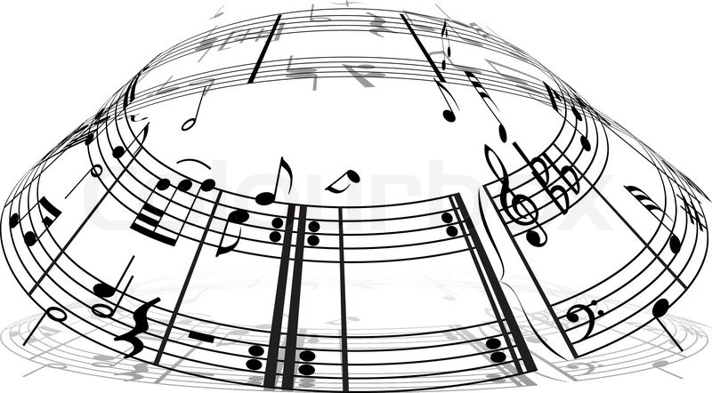 top vektor musiknoten hintergrund - photo #10