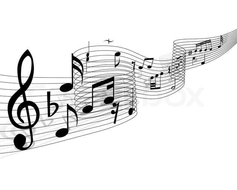 top vektor musiknoten hintergrund - photo #1