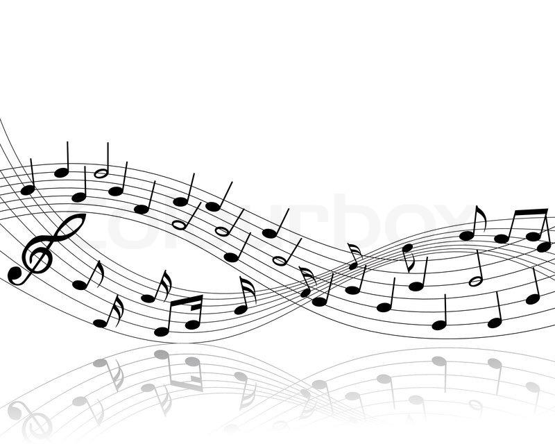 top vektor musiknoten hintergrund - photo #7