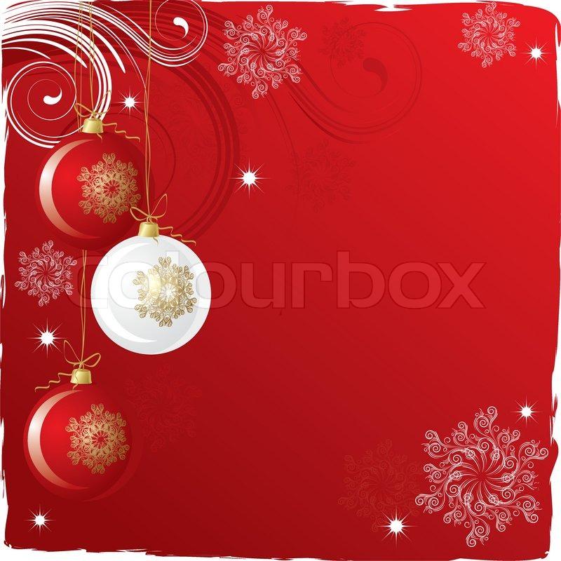 grafik weihnachten vektor vektorgrafik colourbox. Black Bedroom Furniture Sets. Home Design Ideas