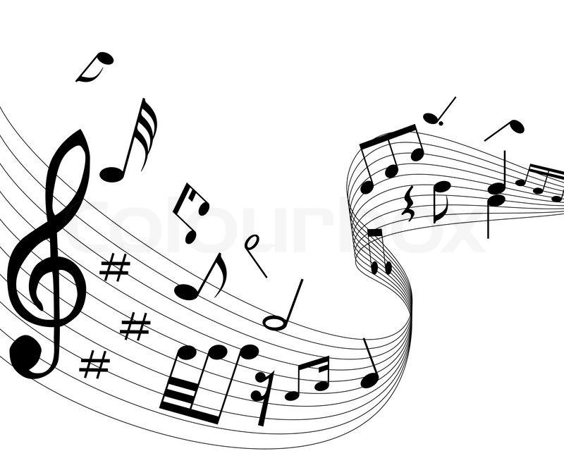 top vektor musiknoten hintergrund - photo #14