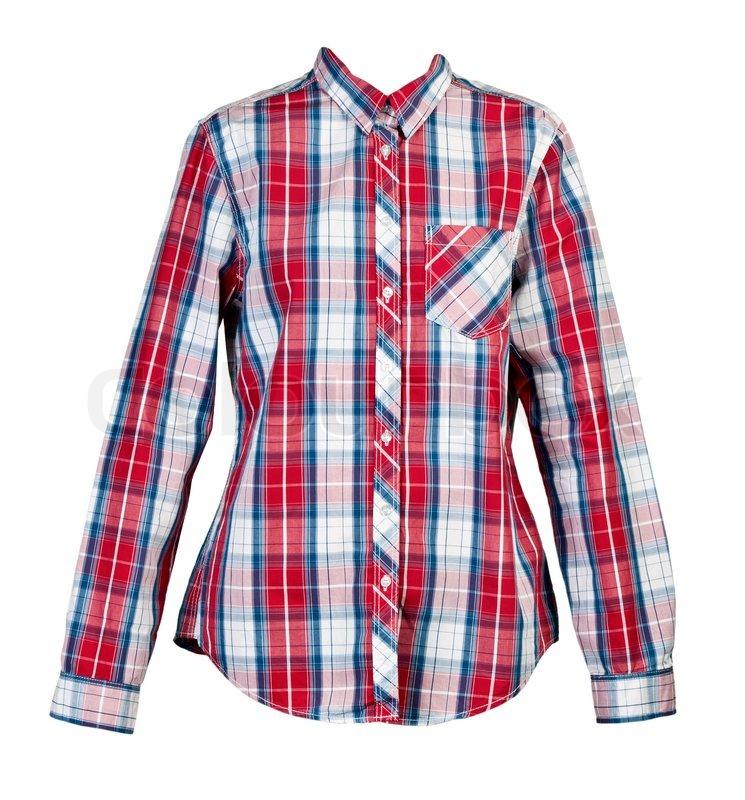 Tartan Shirt Women