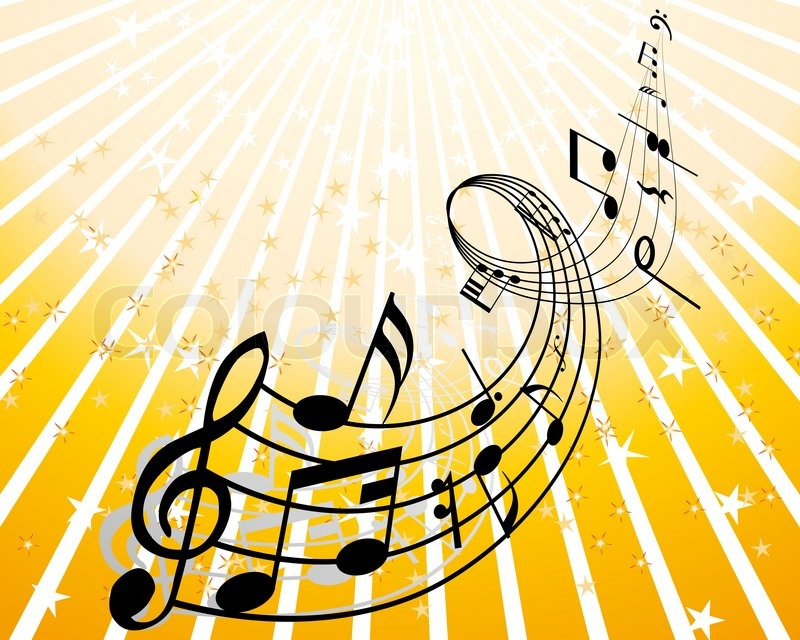Celebration Music Party Theme With