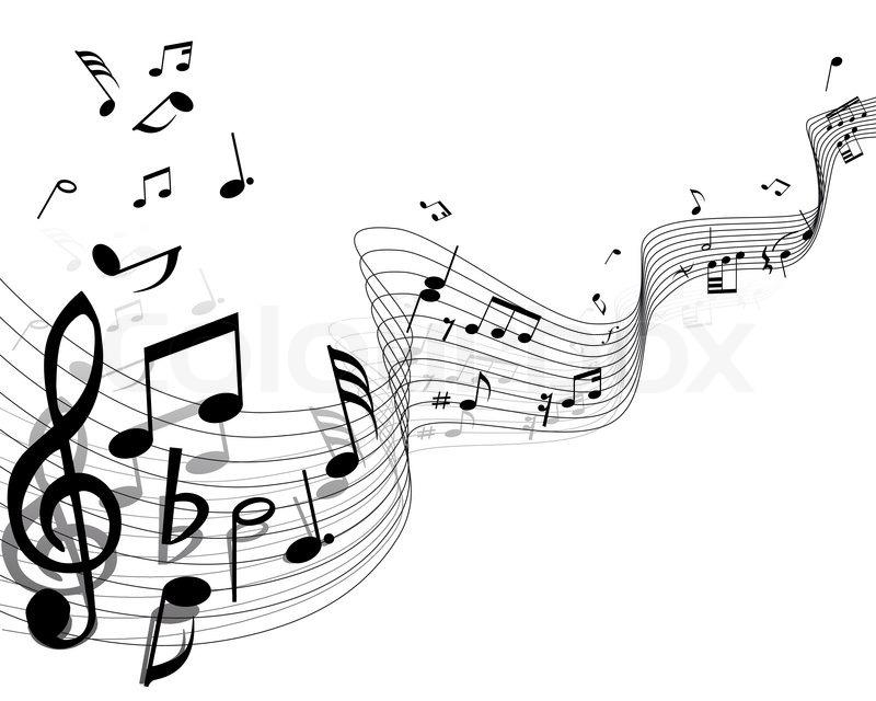 top vektor musiknoten hintergrund - photo #8