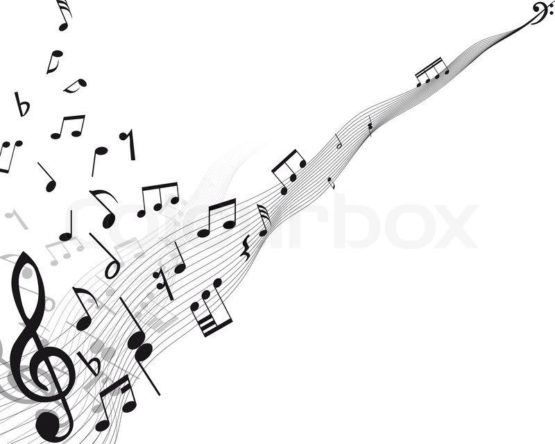 top vektor musiknoten hintergrund - photo #13