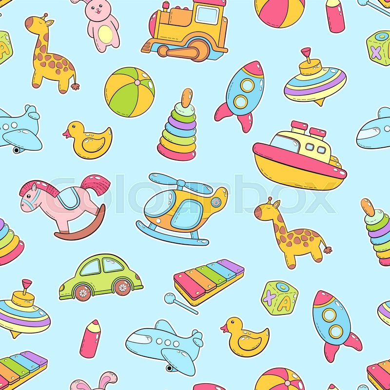 Seamless background texture backdrop pattern wallpaper for Kids room wallpaper texture