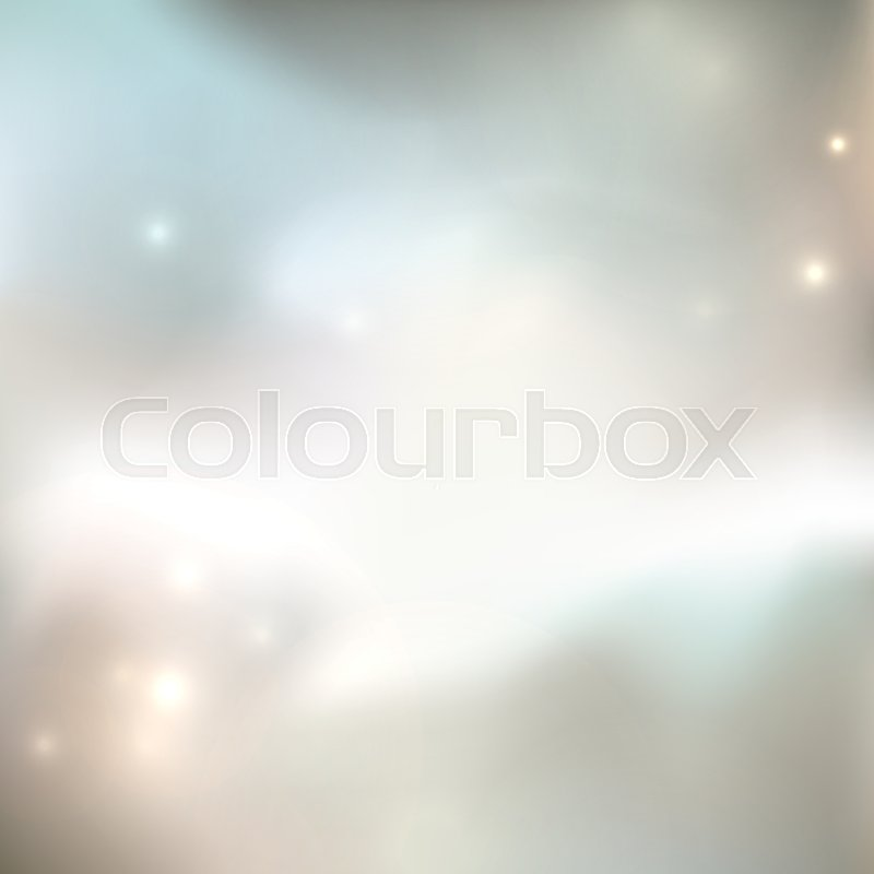 abstract background white color sky background magical new year christmas event style vector