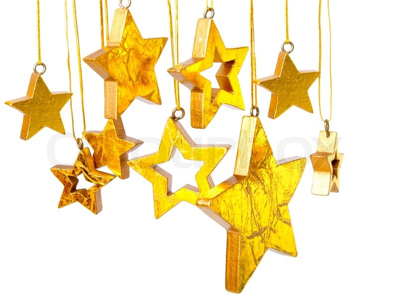 Star Christmas Tree Ornaments