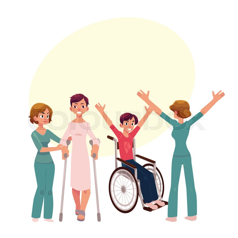 medical rehabilitation physical therapy activities