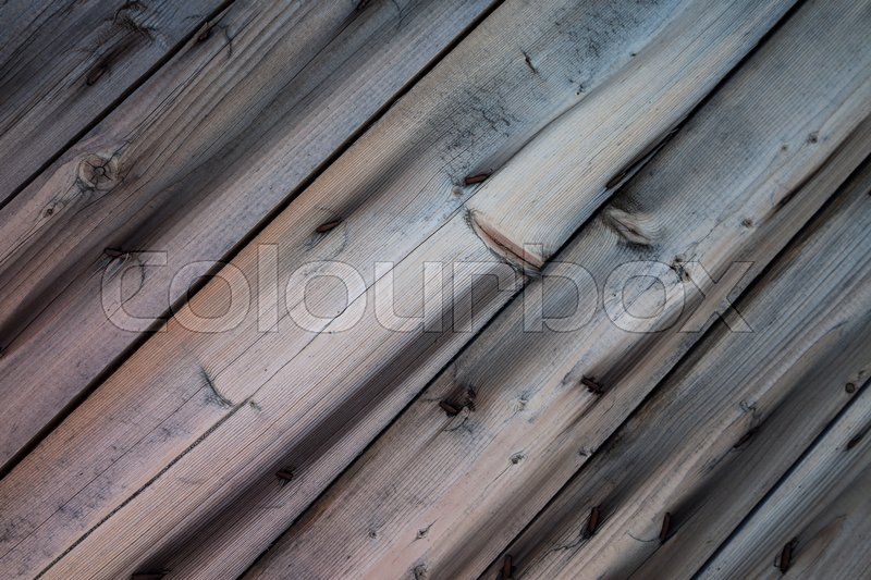 Stock image of 'Wood gray brown tone texture background diagonal grunge old panels wooden board rustic plank '