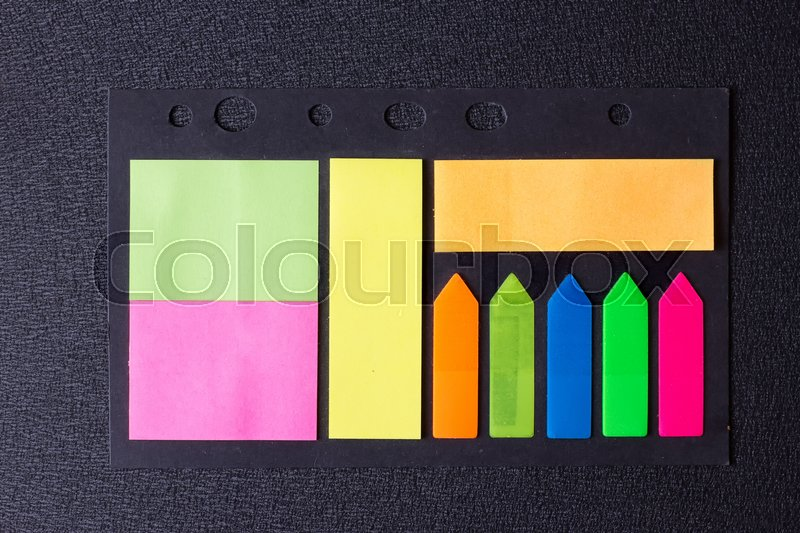 Stock image of 'price stickers isolated on white background on a black background'