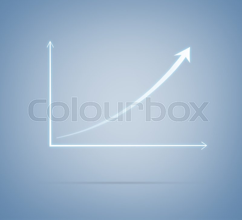 Stock image of 'Business chart'